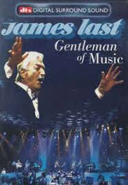 LAST JAMES-GENTLEMANOF MUSIC DVD VG