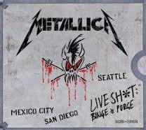 METALLICA-LIVE SH*T: BINGE & PURGE 3CD+2DVD *NEW*