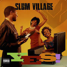 SLUM VILLAGE-YES! LP *NEW*