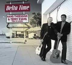 THEESSINK HANS AND TERRY EVANS-DELTA TIME LP *NEW*