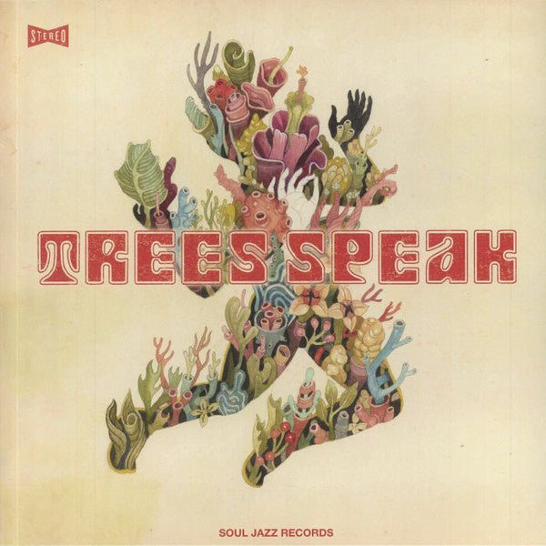 TREES SPEAK-SHADOW FORMS CD *NEW*
