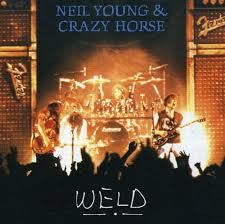 YOUNG NEIL AND CRAZY HORSE-WELD 2CD *NEW*
