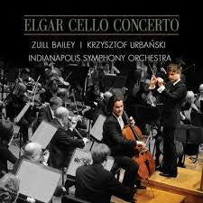 ELGAR-CELLO CONCERTO *NEW*