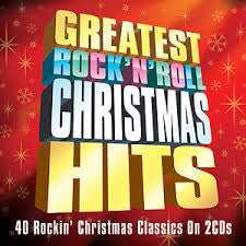 GREATEST ROCK N ROLL CHRISTMAS HITS-VARIOUS ARTISTS 2CD *NEW*