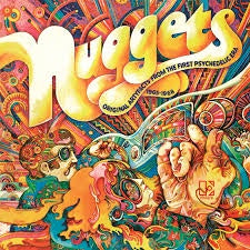 NUGGETS-VARIOUS ARTISTS 2LP VG+ COVER EX