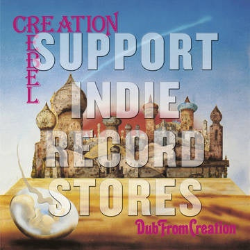 CREATION REBEL-DUB FROM CREATION LP *NEW*