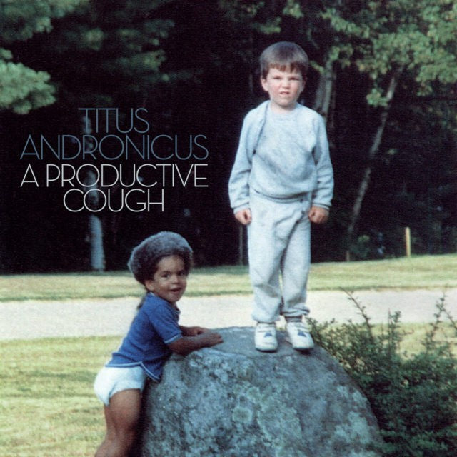 TITUS ANDRONICUS-A PRODUCTIVE COUGH CD *NEW*