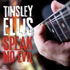 ELLIS TINSLEY-SPEAK NO EVIL CD *NEW*