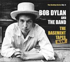 DYLAN BOB & THE BAND-THE BASEMENT TAPES RAW 2CD VG+