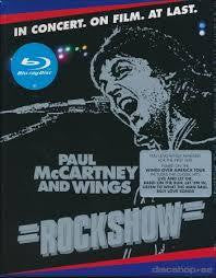 MCCARTNEY PAUL AND WINGS ROADSHOW BLURAY *NEW*