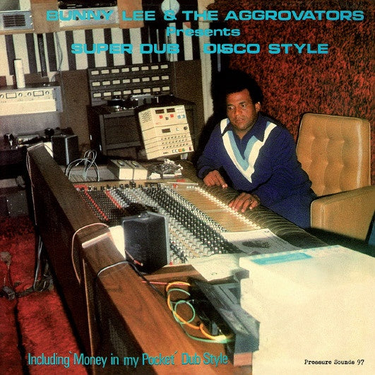 LEE BUNNY & THE AGGROVATORS-SUPER DUB DISCO STYLE LP *NEW*