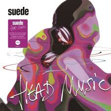 SUEDE-HEAD MUSIC 3LP *NEW*