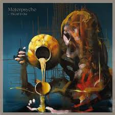 MOTORPSYCHO-THE ALL IS ONE 2CD *NEW*