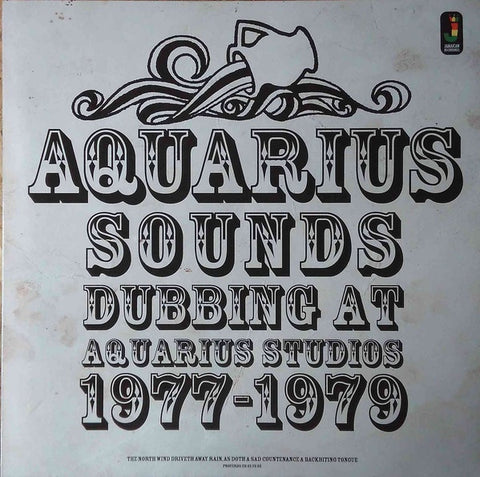 AQUARIUS SOUNDS DUBBING 1977-1979-VARIOUS CD *NEW*