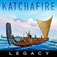KATCHAFIRE-LEGACY CD *NEW*