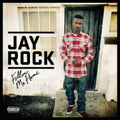 ROCK JAY-FOLLOW ME HOME CD *NEW*