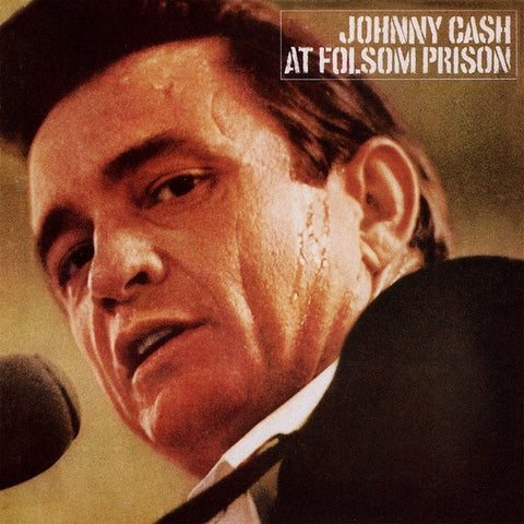 CASH JOHNNY-AT FOLSOM PRISON CD VG