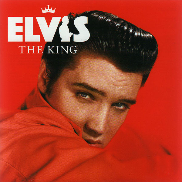 PRESLEY ELVIS-THE KING 2CD VG+