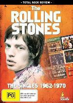 ROLLING STONES-THE SINGLES 1962-1970 DVD VG