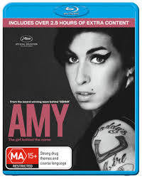 AMY-THE GIRL BEHIND THE NAME BLURAY *NEW*