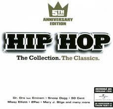 HIP HOP THE COLLECTION 5TH ANNIVERSARY EDITION 2CD VG