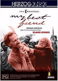 MY BEST FRIEND DVD VG