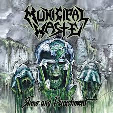 MUNICIPAL WASTE-SLIME & PUNISHMENT LP *NEW*