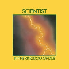 SCIENTIST-IN THE KINGDOM OF DUB LP *NEW*