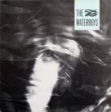 WATERBOYS THE-THE WATERBOYS LP NM COVER EX