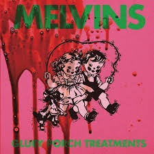 MELVINS-GLUEY PORCH TREATMENTS LIME VINYL LP *NEW*
