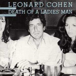 COHEN LEONARD-DEATH OF A LADIES' MAN CD VG+