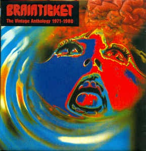 BRAINTICKET-THE VINTAGE ANTHOLOGY 1971-1980 4CD VG