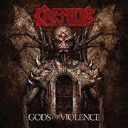 KREATOR-GODS OF VIOLENCE CD *NEW*