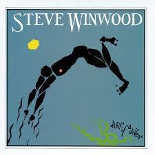 WINWOOD STEVE-ARC OF A DIVER LP VG+ COVER VG+