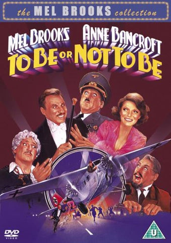 TO BE OR NOT TO BE DVD VG