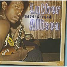 ALLISON LUTHER-UNDERGROUND CD *NEW*