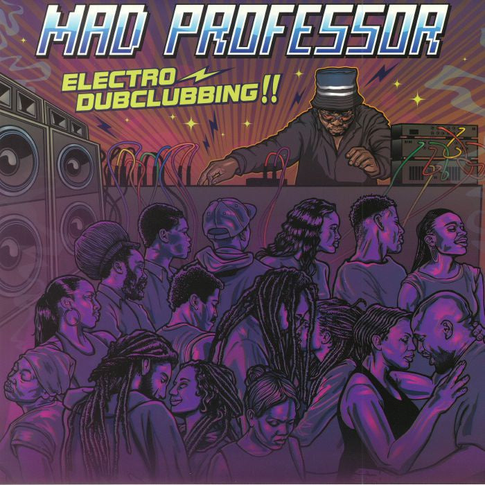 MAD PROFESSOR-ELECTRO DUBCLUBBING LP *NEW*