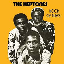 HEPTONES THE-BOOK OF RULES LP *NEW*