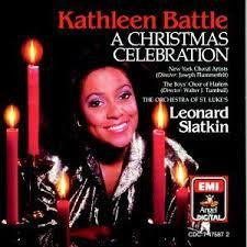 BATTLE KATHLEEN-A CHRISTMAS CELEBRATION CD G