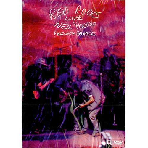 YOUNG NEIL-FRIENDS AND RELATIVES RED ROCKS LIVE DVD G