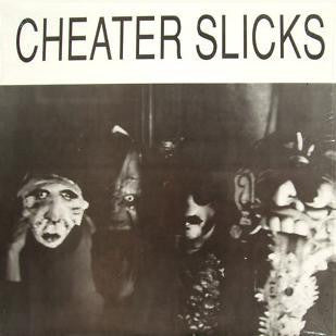 CHEATER SLICKS-ON YOUR KNEES LP *NEW*