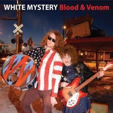 WHITE MYSTERY-BLOOD AND VENOM LP *NEW*