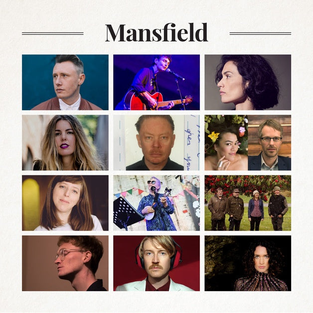 MANSFIELD-VARIOUS ARTISTS CD *NEW*