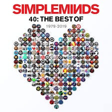 SIMPLE MINDS-40: THE BEST OF 1979-2019 2LP *NEW*