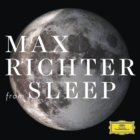 RICHTER MAX-FROM SLEEP CD VG