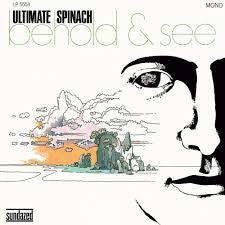 ULTIMATE SPINACH-BEHOLD & SEE GREEN VINYL LP *NEW*