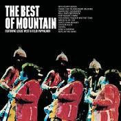 MOUNTAIN-THE BEST OF MOUNTAIN LP VG COVER G