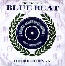 STORY OF BLUE BEAT-VARIOUS ARTISTS 2LP *NEW*