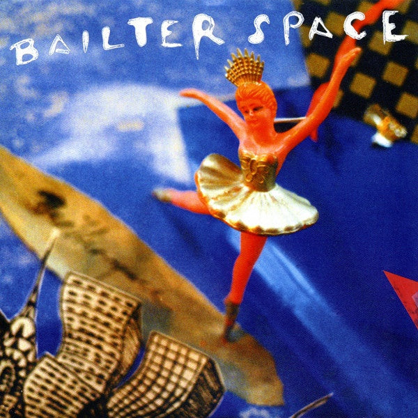 "BAILTER SPACE-CAPSUL 7"" VG COVER VG+"