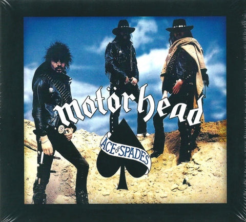 MOTORHEAD-ACE OF SPADES 2CD VG+